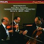 Beaux Arts Trio Beethoven: Piano Trio in B flat/Piano Trio in D