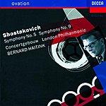 Bernard Haitink Shostakovich: Symphonies Nos.5 & 9