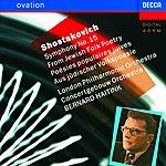 "Elisabeth Söderström Shostakovich: Symphony No.15 ""From Jewish Folk Poetry"""