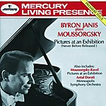 Byron Janis Mussorgsky: Pictures at an Exhibition (Versions for piano & for orchestra)
