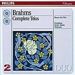 Beaux Arts Trio Brahms: Complete Trios