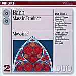 Chor Des Bayerischen Rundfunks J.S. Bach: Mass in B minor/Missa Brevis in F
