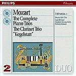 Beaux Arts Trio Mozart: The Complete Piano Trios/Clarinet Trio