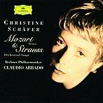 Christine Schäfer Mozart: Concert Arias/R. Strauss: Orchestral Songs
