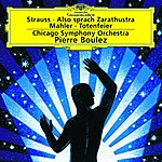 Chicago Symphony Orchestra Strauss, R.: Also sprach Zarathustra
