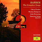 Cheryl Studer Barber: The Complete Songs