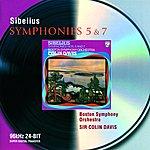 Boston Symphony Orchestra Sibelius: Symphonies Nos.5 & 7