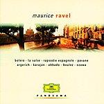 Boston Symphony Orchestra Ravel-Set: Karajan/Boulez/Abbado/Ozawa/Argeric