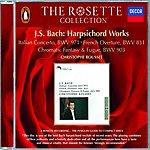 Christophe Rousset J.S. Bach: Keyboard Works