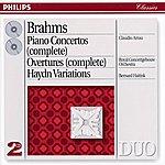 Claudio Arrau Brahms: Piano Concertos Nos.1 & 2/Haydn Variations