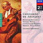 Eduardo Fernandez Rodrigo/Giuliani/Ponce/Arnold etc.: Guitar Concertos