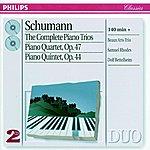 Beaux Arts Trio Schumann: The Complete Piano Trios/Piano Quartet/Piano Quintet