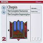 Claudio Arrau Chopin: The Complete Nocturnes/The Complete Impromptus