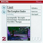Claudio Arrau Liszt: The Complete Etudes