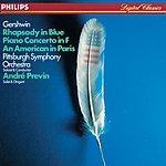 André Previn Gershwin: Rhapsody in Blue / An American in Paris / Piano Concerto in F