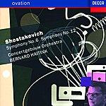 Concertgebouw Orchestra of Amsterdam Shostakovich: Symphonies Nos.6 & 12