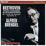 "Alfred Brendel Beethoven: Piano Sonatas Opp.7 & 28 ""Pastoral"" & 49 No.2"