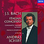András Schiff Bach, J.S.: Italian Concerto; Four Duets; French Overture etc.