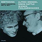 Alfred Brendel Beethoven: Piano Concertos Nos.2 & 3