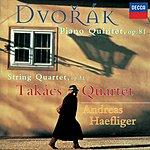 Andreas Haefliger Dvorák: Piano Quintet in A/String Quartet No.10