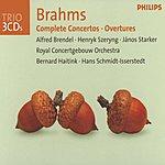 Alfred Brendel Brahms: Complete Concertos / Overtures