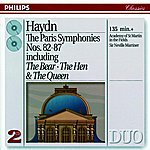 Academy Of St. Martin-In-The-Fields Haydn: The Paris Symphonies Nos. 82-87