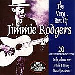 Jimmie Rodgers The Very Best Of Jimmie Rodgers - 20 Collectors Tracks
