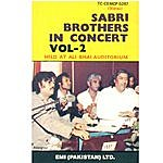 The Sabri Brothers Sabri Brothers In Concert Vol-2
