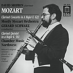 David Shifrin Mozart: Clarinet Concerto in A Major/Clarinet Quintet in A Major