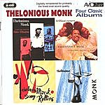 Thelonious Monk Four Classic Albums (Plays The Music Of Duke Ellington/Thelonious Monk & Sonny Rollins/Brilliant Corners/Thelonious Monk) (Digitally Remastered)