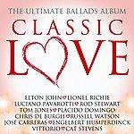 Cover Art: Classic Love: The Ultimate Ballads Album