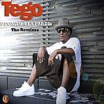 """Tego Calderón Pegaito a la Pared """"The Remixes"""""""