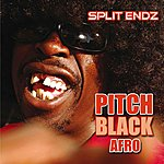 Pitch Black Afro Split Endz