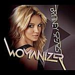 Britney Spears Womanizer (2-Track Single)