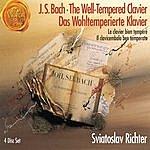 Sviatoslav Richter Bach: Das Wohltemperierte Klavier 1. und 2. Teil - BWV 846-869 und 870-893