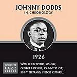 Johnny Dodds Complete Jazz Series 1926
