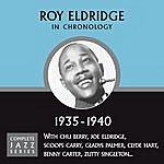 Roy Eldridge Complete Jazz Series 1935 - 1940