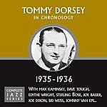Tommy Dorsey Complete Jazz Series 1935 - 1936
