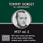 Tommy Dorsey Complete Jazz Series 1937 Vol. 2