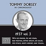 Tommy Dorsey Complete Jazz Series 1937 Vol. 3