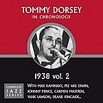 Tommy Dorsey Complete Jazz Series 1938 Vol. 2
