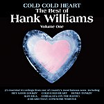 Hank Williams, Jr. Cold Cold Heart, The Best Of Hank Williams Vol 1