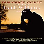 Hank Williams, Jr. I'm So Lonesome I Could Cry, The Best of Hank Williams Vol 3