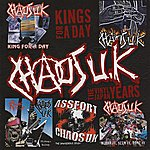 Chaos UK Kings for a Day - The Vinyl Japan Years