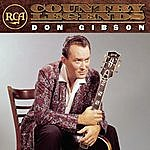 Don Gibson RCA Country Legends: Don Gibson (Buddha Remaster)