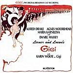 Alfred Drake Gigi (Musical Cast Recording)