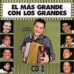 Alfredo Gutierrez El más grande con los grandes CD 2