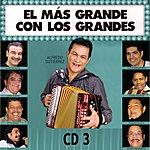 Alfredo Gutierrez El más grande con los grandes CD 3