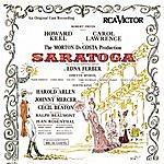 Musical Cast Recording Saratoga