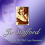 Jo Stafford The Things We Did Last Summer